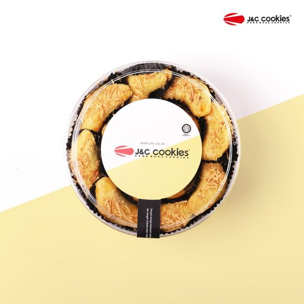J&C Cookies Toples Reguler Nastar