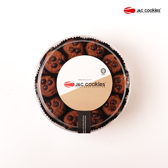 J&C Cookies Toples Reguler Choco Chip