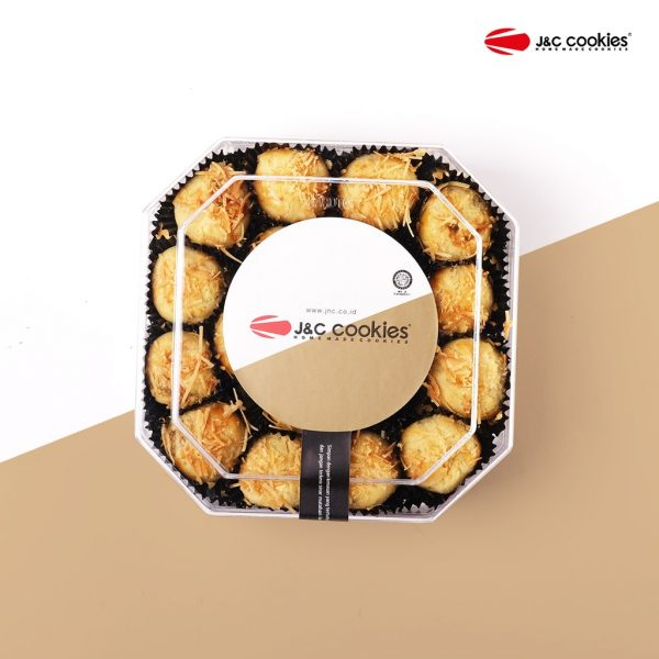 J&C Cookies Toples Reguler Nastar Special