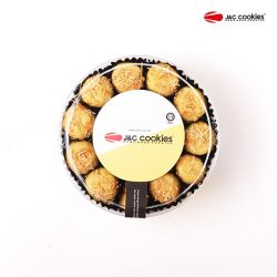 J&C Cookies Toples Reguler Chrispy Chees Cookies