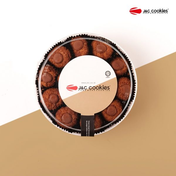 J&C Cookies Toples Reguler Millo Cookies