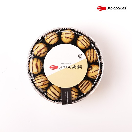 J&C Cookies Toples Reguler Almond cookies